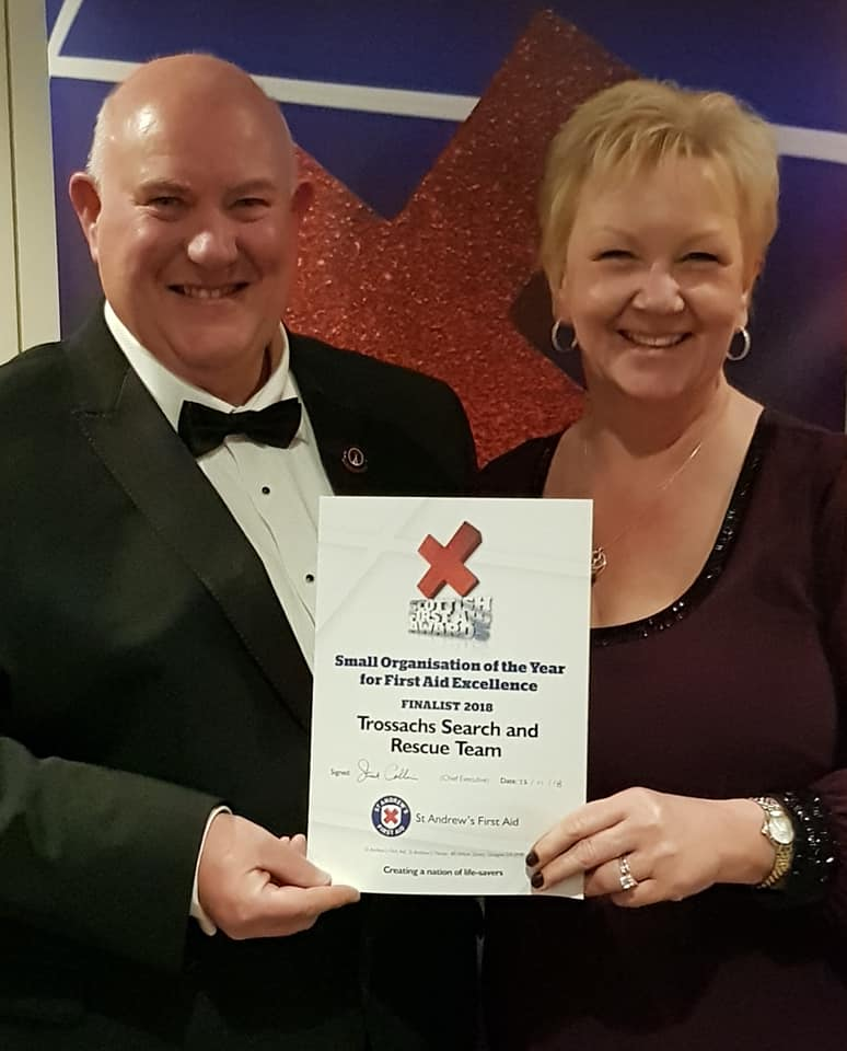 Scottish First Aid Awards 2018