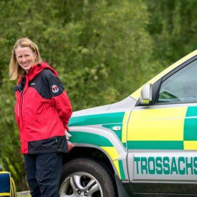 Dunblane First Responder recruitment